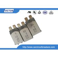 Best VDE Bimetal Fuse N.C Thermal Fuse Color Code , Single Pole Thermal Type Breakers wholesale