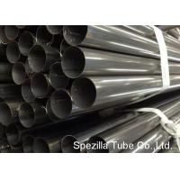 Best SS Stainless Steel Round Tube EN 1.4404 Type 316L Stainless Steel Tubing wholesale