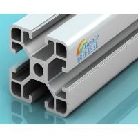 Construction Extruded Aluminum Profiles 1.49 Kg / M Weight Silver Anodized