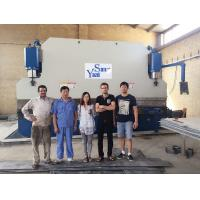 Best 400 Ton Plate Pipe Hydraulic Press Brake Bending Machine With 3.2m/4m/5m/6m wholesale