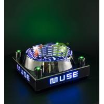 China Arena Champagne Bottle Glorifier with Laser Lighting LED bottle presenter for sale