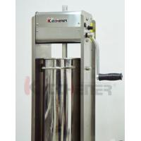 Wholesale Commercial 3L Sausage Filler Sausage Stuffer , 7LB Dual Speed Meat Maker Machine from china suppliers