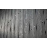 Wholesale Wooden Grain Texture Sheet Cladding For External Walls , Fiber Cement Decoration Board from china suppliers
