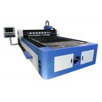 Double Cutting Speed CNC Fiber Laser Cutting Machine High Working Efficiency