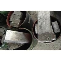 China AM100A alloy ingot AM100 alloy ingot M10101 magnesium ingot for Remelt to Sand, Permanent, Mold and Investment Castings on sale