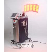 Wholesale PDT LED Light Therapy Machine with BIO Bipoalr Hexpolar Microcurrent Oxygen Jetpeel from china suppliers