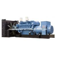 Wholesale 520kw/650kVA Mtu Open Style Diesel Generator from china suppliers