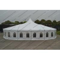 Wholesale Customized Mixed High Peak Multi-side Tent For Wedding Party from china suppliers