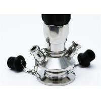 Buy cheap Pharmaceutical Industry 3A TP 304 Sanitary Sample Valves , Aseptic Sample Port from wholesalers