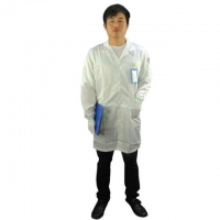 Wholesale 5mm Strip Cleanroom Smock from china suppliers