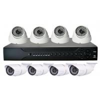Best AHD 1080P Waterproof CCTV Camera Monitoring System Security DVR Kit wholesale