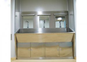 Wholesale 3 Mirrors Hand Washing Bathroom Basin Cabinets With Three Positions from china suppliers