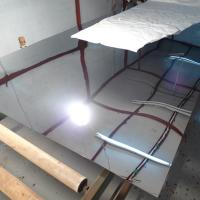 Wholesale SUS304 8K Mirror Polish Finish Stainless Steel Sheet 4x8  4x10  600MM/ SS 304 Sheet 0.3MM - 3 MM from china suppliers