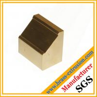 Wholesale Brass sanitary bathroom extrusion profiles from china suppliers