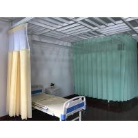 Buy cheap Disposable Drilling Mesh Hospital Cubicle Curtain , Flame Retardant Non - Woven from wholesalers