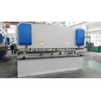 China 2 Axes Sheet Metal Cutting And Bending Machine NC 4.5KW Servo Motor Drive on sale