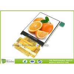 China 25 Pin Mini Lcd Screen 240x320 IC ILI9341 Option Resistive Touch Screen 2.2 Inch 240x320 for sale