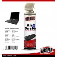 AEROPAK 500ml R152a/R134a Air Duster&Compressed Gas Duster for Office Equipment