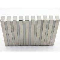 Wholesale High Grade Sintered Neodymium Permanent Rare Earth Magnet Bars with diametrically magnetized from china suppliers