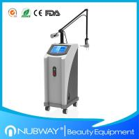 China fractional co2 laser machine rf excited co2 fractional laser  for sale for tatoo removal on sale