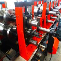 Best Gear Box Driving Cold Roll Forming Machine With 8 - 12m / Min Adjustable High Speed wholesale