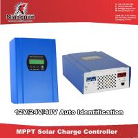 40A 50A 60A Solar MPPT Charger Controllers for sale