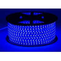 Wholesale Blue Waterproof Led Light StripsHigh Voltage Input 4.4W Power Per Meter from china suppliers