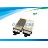 X2-10ge-sr Multimode SFP Optical Transceiver 850nm Wavelegth Duplex LC 300m for sale