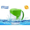 Customized 3.5L BPA Free Alkaline Water Pitcher , Brita Classic Filter Jug for sale