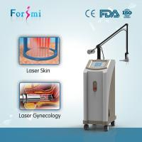 30W RF galss tube Fractional CO2 laser  Machines to professinal scar removal