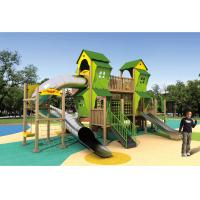 China Moetry Kids Outdoor Playground Equipment Amusement Park Slide for Sale for sale