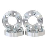 2.5 (1.25 per side) | 5X4.5 to 5x4.75 | Wheel Spacers Adapters | 12X1.5 fits Honda, Toyota for sale
