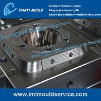 Wholesale plastic sweet packaging containers mould-iml system mould, 500ml iml label container mold from china suppliers