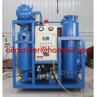Wholesale Vacuum Transformer Oil Dehydration and Purification Plant, Insulaiton Oil Purifier machine from china suppliers