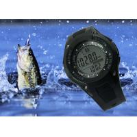 Wholesale Super Accuracy Electronic Fishing Barometer Watch with Storm Alarm 30m Waterproof FX702 from china suppliers