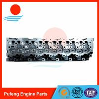 Wholesale diesel engine parts HINO H07D cylinder head for excavator from china suppliers