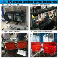 Wholesale best selling automatic hydraulic press moulding machine for Combination Instrument Transformer from china suppliers