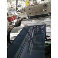 China 600mm Single Layer ASA Plastic  Sheet Extrusion Machine CE Certificated for sale