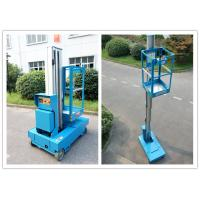 Wholesale GTWZ5-1005 Vertical Self Propelled Aerial Work Platform For Warehouse from china suppliers