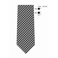 China Supply 100% silk plaid necktie and silk woven fabric for sale