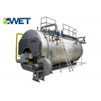 Wholesale 1.25 / 1.6 MPa Industrial Steam Boiler, 10 Ton Waste Heat Recovery Boiler from china suppliers