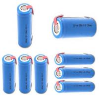 Wholesale Heated Clothes Mobile Warming Battery Pack With High Energy Density , 1300mAh Capacity from china suppliers