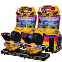 Wholesale Amusement Arcade Car Driving Simulator Game Machine For Adults Easy Operation from china suppliers