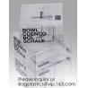 Window box PP box Special creasing PP box  Alternatives to gift box Alternatives to paper box Clear PET Box bagplastics for sale