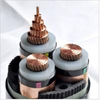 Wholesale Black Compounding Low Smoking Halogen Free Power Cable 3.6/6KV from china suppliers