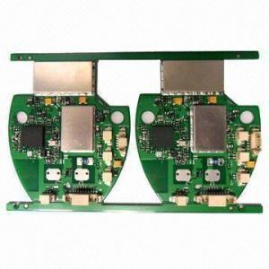 Rigid 3 oz Copper Pcb Assembly Services Lead Free HASL PCB 4 Layer