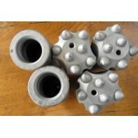 Rock Stone Button Tapered Rock Drilling Tools 7 Degree 32mm 7 Tips