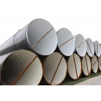 Wholesale X42 X46 X56 PE Coated Spiral Steel Line Pipe For API Spec 5L Oilfield Pipeline from china suppliers