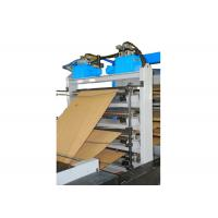 Wholesale Kraft Paper Sack Making Machine / Paper Bag Equipment with Standard Tuber and Bottomer from china suppliers