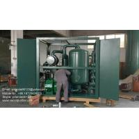 Wholesale Old Transformer oil regeneration, Transformer oil reclamation, Oil Purification machine ZY from china suppliers